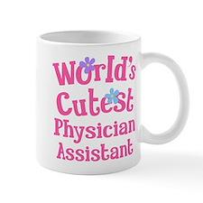 Worlds Cutest Physician Assistant Mug