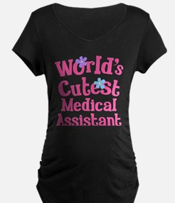 Worlds Cutest Medical Assistant T-Shirt