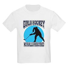 Girl's Hockey T-Shirt