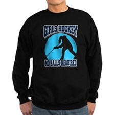 Girl's Hockey Sweatshirt