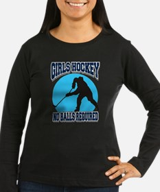 Girl's Hockey T-Shirt