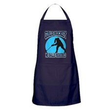 Girl's Hockey Apron (dark)