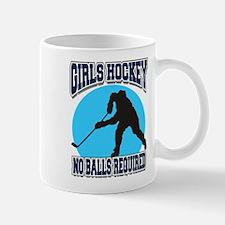 Girl's Hockey Mug