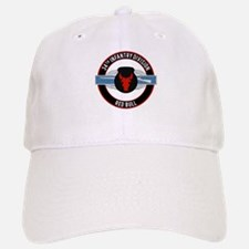 34th Infantry CIB Baseball Baseball Cap