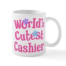 Worlds Cutest Cashier Mug