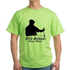 Yo-Yo Old School String Slinger (Heavy T-Shirt) T-