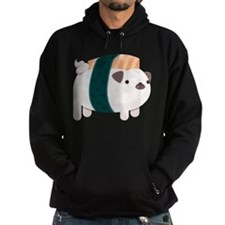 Nigiri-Pug Hoodie