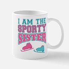 I am the Sporty Sister Mug