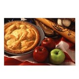 American apple pie Postcards