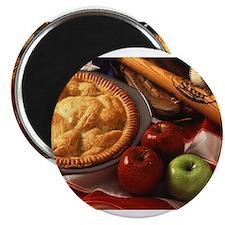 Apple Pie Magnets