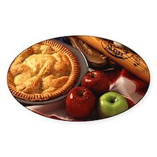 Apple Pie Decal