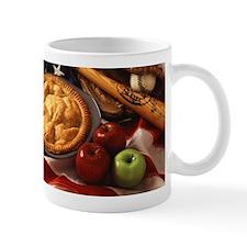 Apple Pie Mugs