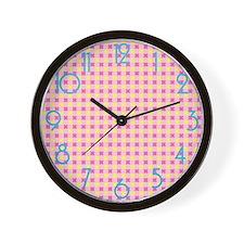 Cute Clock Wall Clock