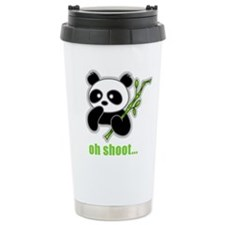 Cute Panda Travel Mug