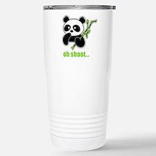 Unique Panda Travel Mug