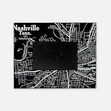 Vintage Nashville Black Picture Frame