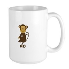 Monkey See Monkey Do Mugs