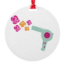 Hairdryer Ornament