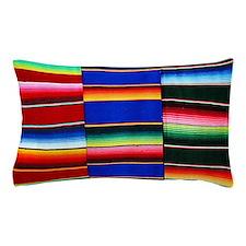 Serape stripes Pillow Case