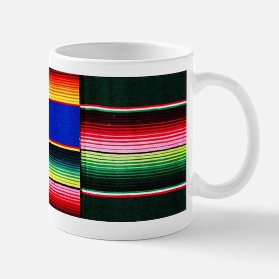 Serape stripes Mugs