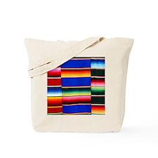 Serape stripes Tote Bag