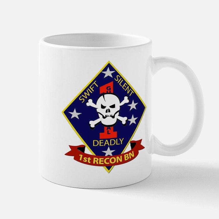 1st - Reconnaissance Battalion Mug