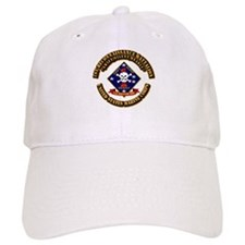 1st - Reconnaissance Bn With Text USMC Baseball Cap