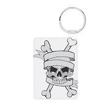 Skull and Bones Keychains