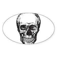 Skull Decal