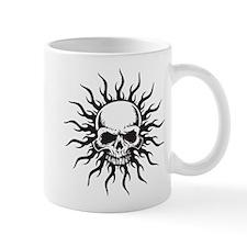 Tribal Skull Mugs
