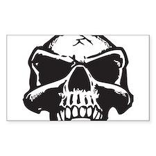 Vampire Skull Decal