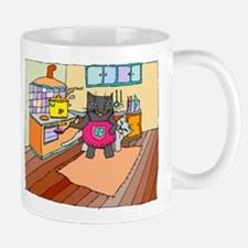Cat Chef Mug