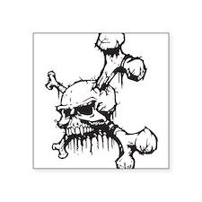Skull and Bones Sticker