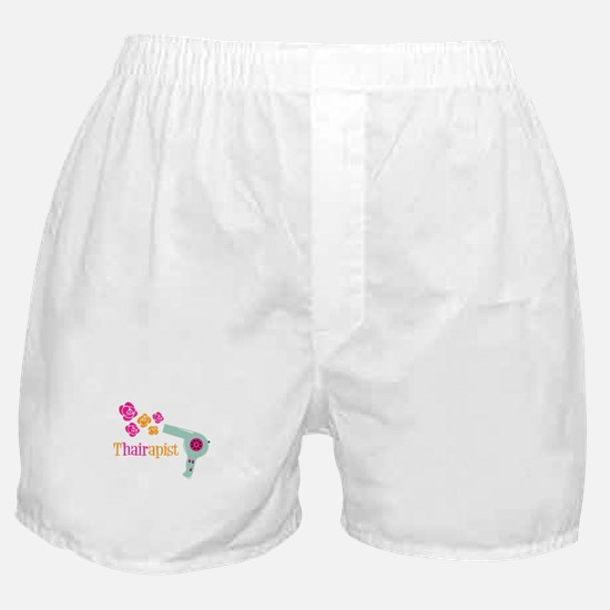 tHAIRapist Boxer Shorts