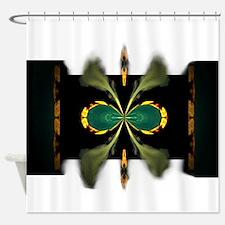 Eutrophic Shower Curtain