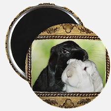 Frame Lola & SiDney  Magnet