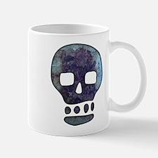 Textured Skull Mugs