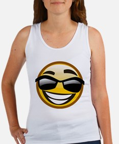 Cool Smiley Tank Top