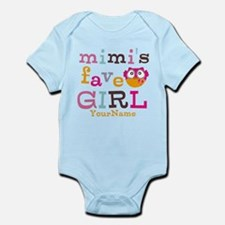 Mimis Favorite Girl - Personalized Onesie