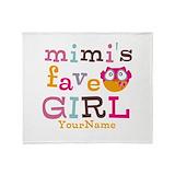 Mimi Fleece Blankets
