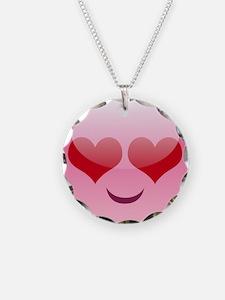 Valentines Smiley Necklace
