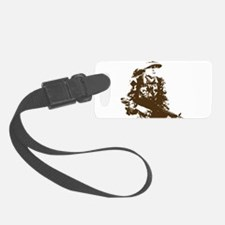 Soldier Luggage Tag