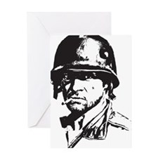 Soldier Greeting Cards