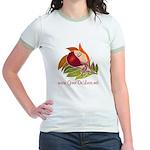 Gina D Women's Ringer T-Shirt
