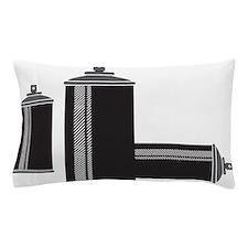 Spray Paint Pillow Case