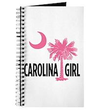 Pink Carolina Girl 2 Journal
