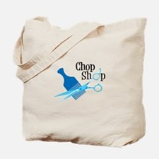 Chop Shop Tote Bag
