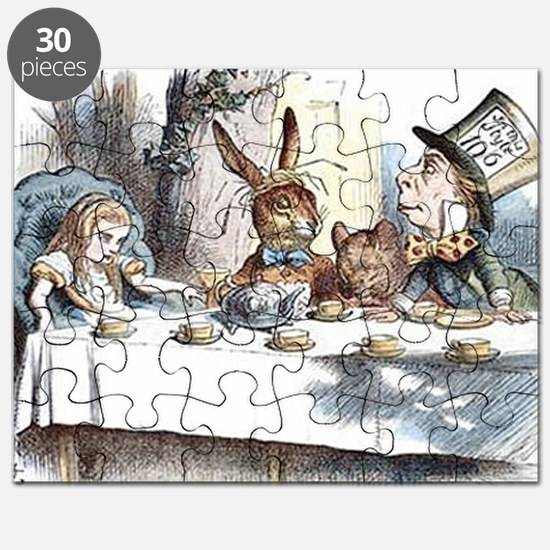 Alice in Wonderland Tea Party Puzzle