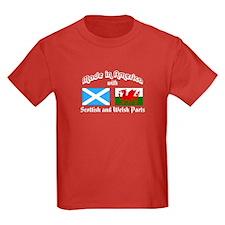 Scottish-Welsh T