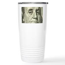 Benny Closeup Thermos Mug